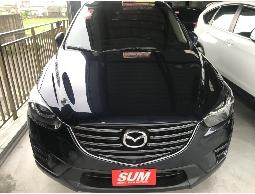 """三隻小豬車坊 """"實車實價"""" 2015年 MAZDA  CX-5  2.2 柴油版"""