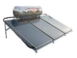 YN-3P-400 平板式太陽能熱水器