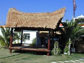 峇里島景觀資材