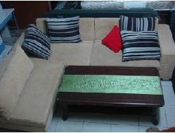 尋寶2手城~各式2手布沙發