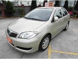 【信宇精選】VIOS 2005年 經典省油小車 一手認證好車
