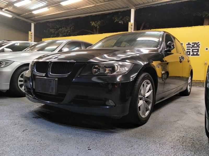 2007 BMW 320I
