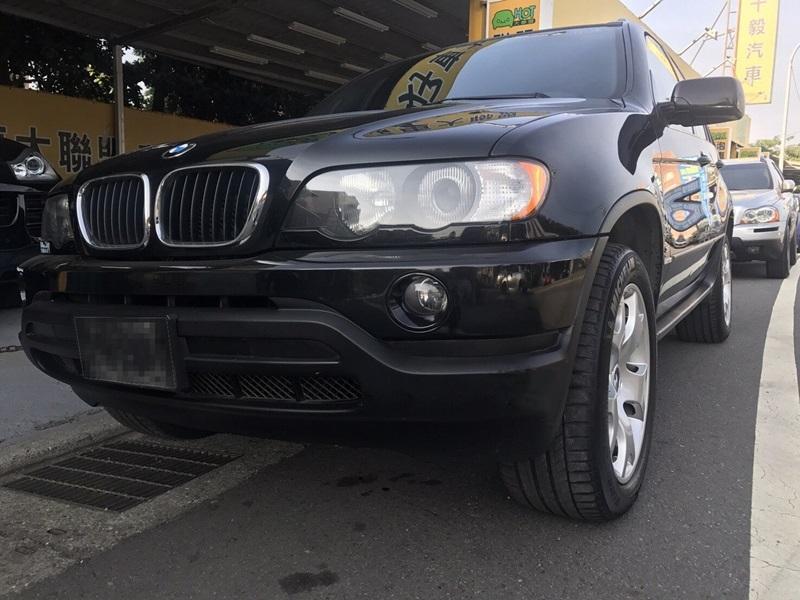 2004 BMW X5 Sport