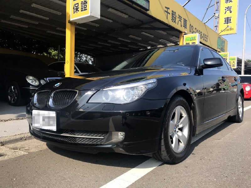 2008 BMW 520D 2.0