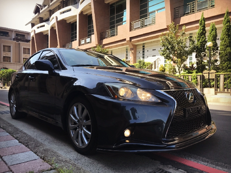 2006 LEXUS IS250 F SPORT大包