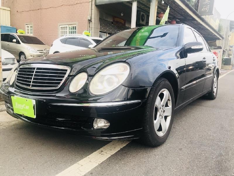 2004 BENZ E240 2.6