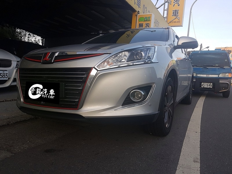 2014 LUXGEN U6 TURBO 2.0 頂級版