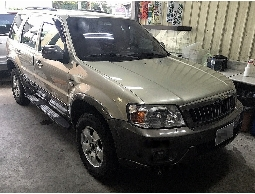 2002 FORD ESCAPE 4WD