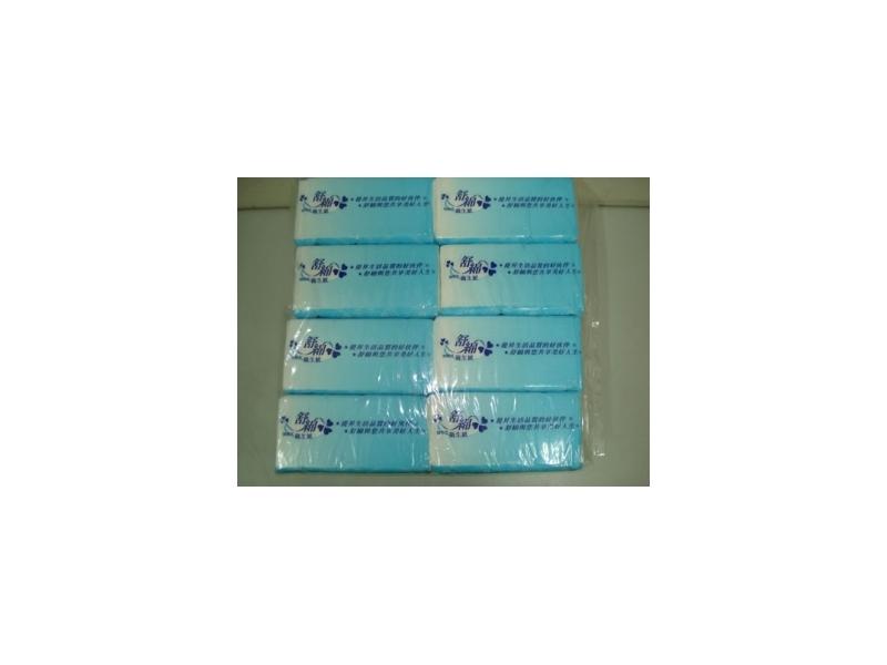 抽取式衛生紙(舒綿)/48包一箱