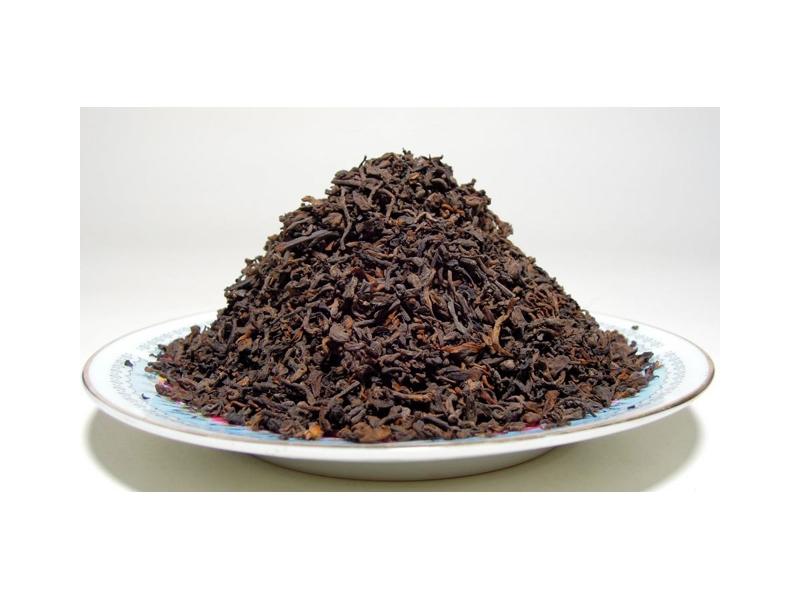 普洱茶~極品宮廷普洱(古樹熟散茶)~2011年