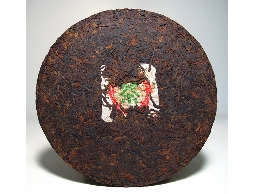 普洱茶~大紅印8892古樹熟餅~2008年