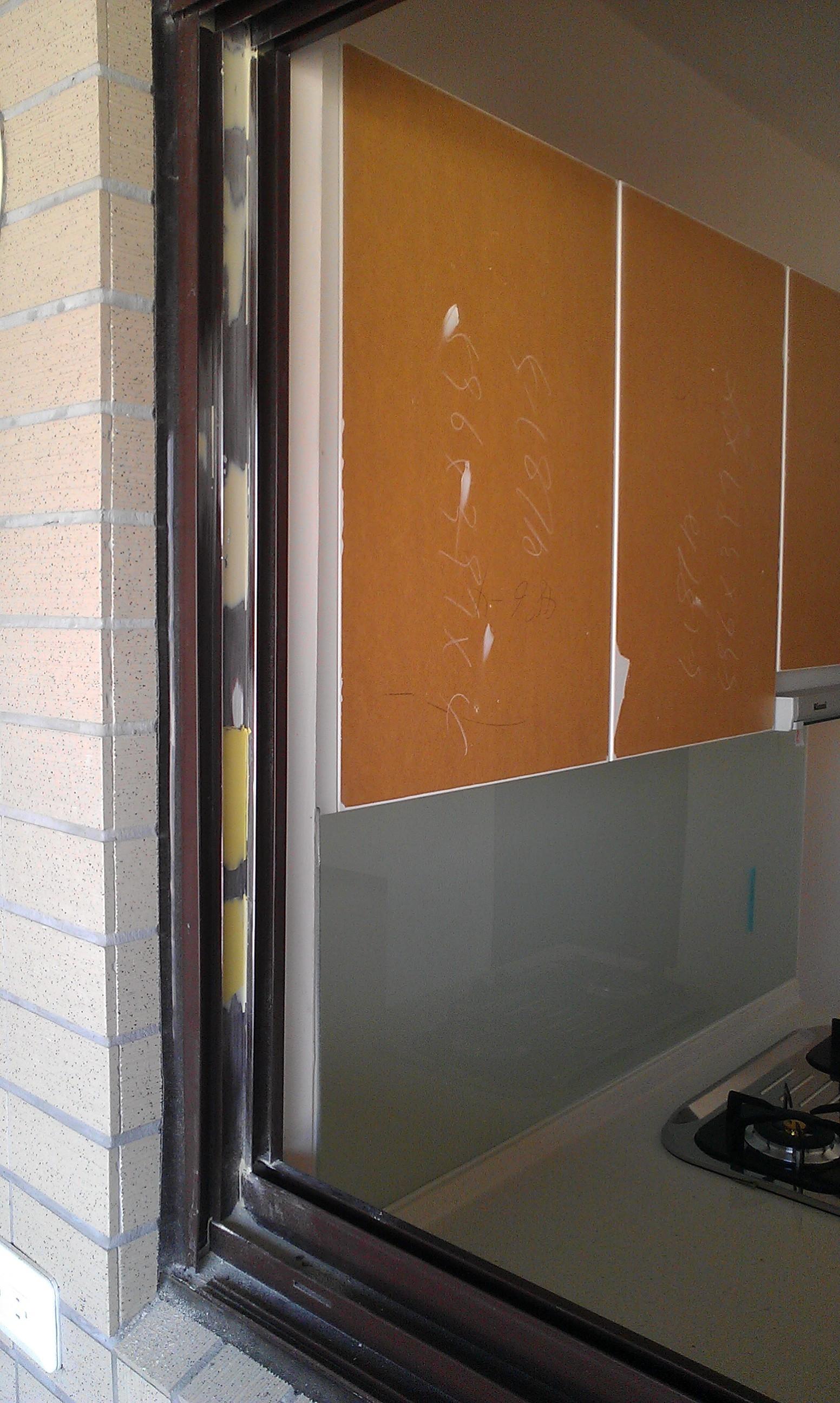 鋁窗施工參考圖