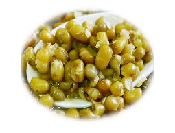 蜜綠豆(1公斤)*20入