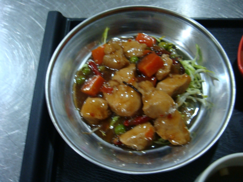 辣子雞丁煲鍋