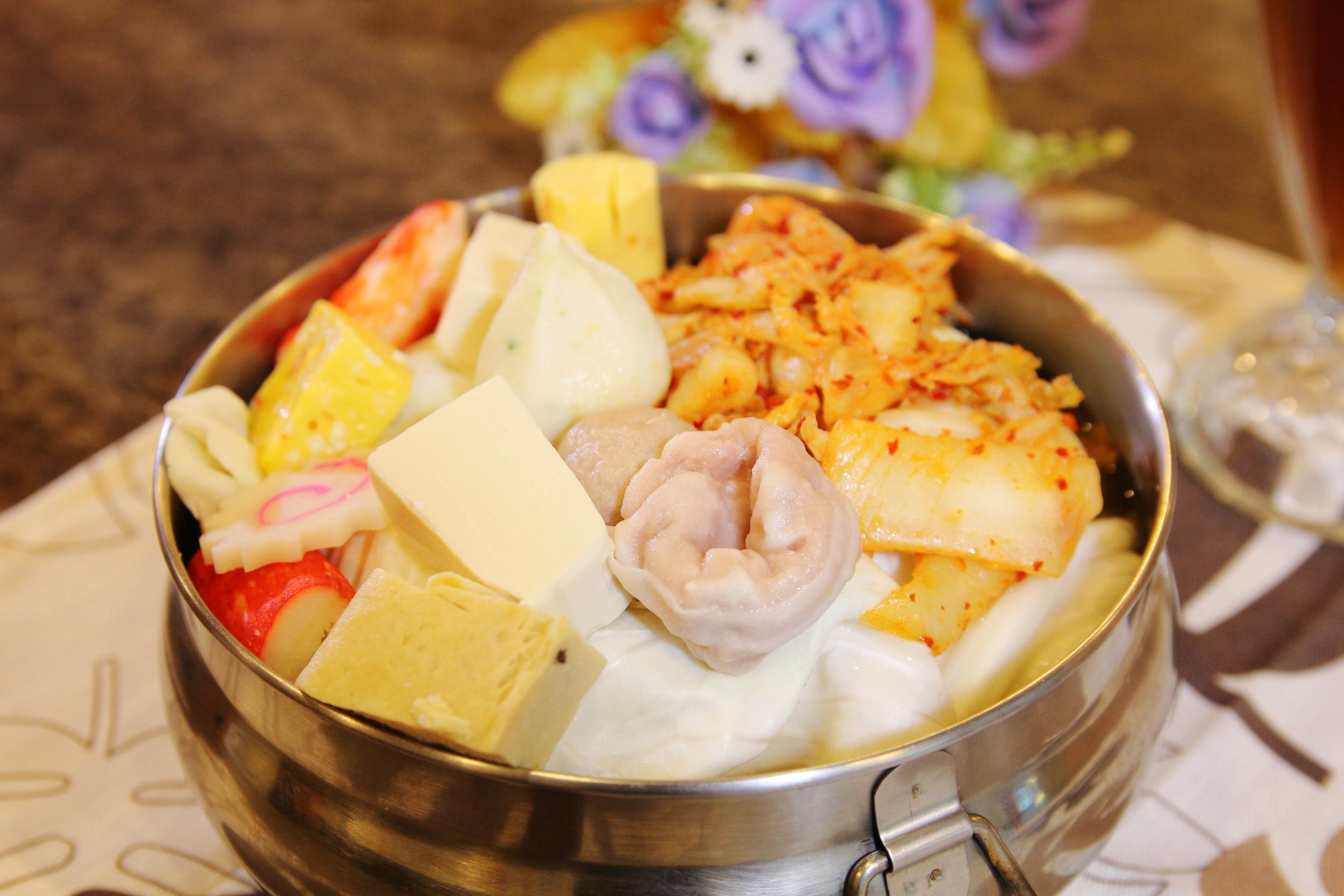 韓式泡菜風味鍋