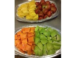 會議水果盒 現切水果盒 水果盒 現打果汁 下午茶外送