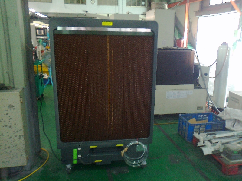 立地牌氣化式冷風機冷風扇水冷扇涼風扇環保空調獨具的優點