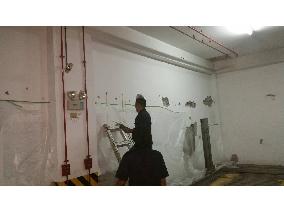 地下室連續壁止漏