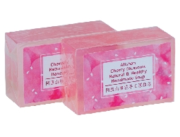 頂級阿里山櫻花手工潔顏皂、金箔、咖啡、膠原蛋白手工潔顏皂經銷批發