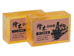 頂級阿里山檜木手工潔顏皂,金箔、咖啡、膠原蛋白潔顏皂經銷批發