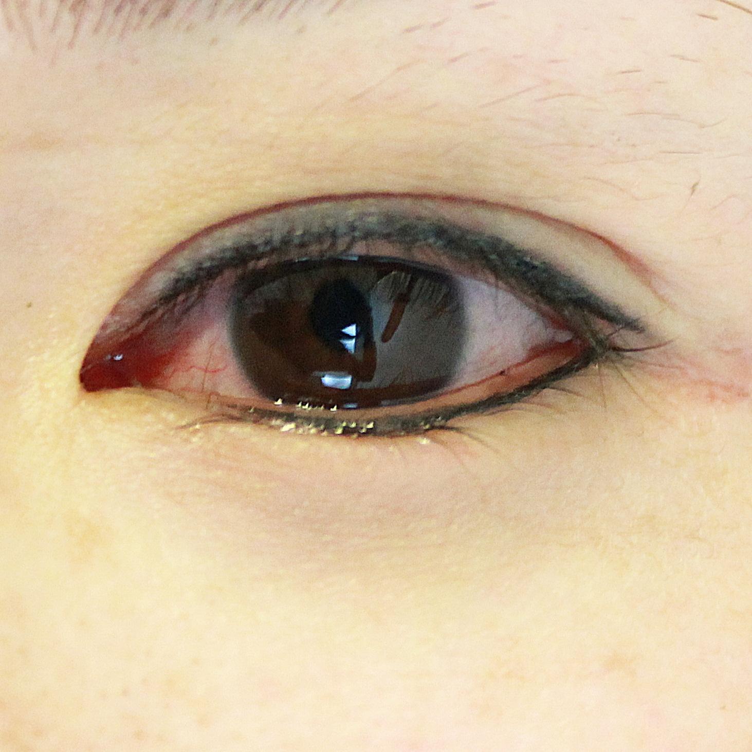 早期紋眼線來改色