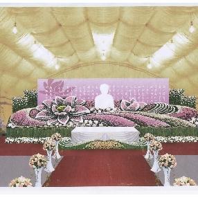 日式菊花場