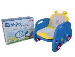 韓國製~chadori多功能洗髮椅(汽車)*00004*