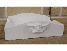 Bunny House~白色天使置物托盤–911–BW048(與宜家家居IKEA.餐具相