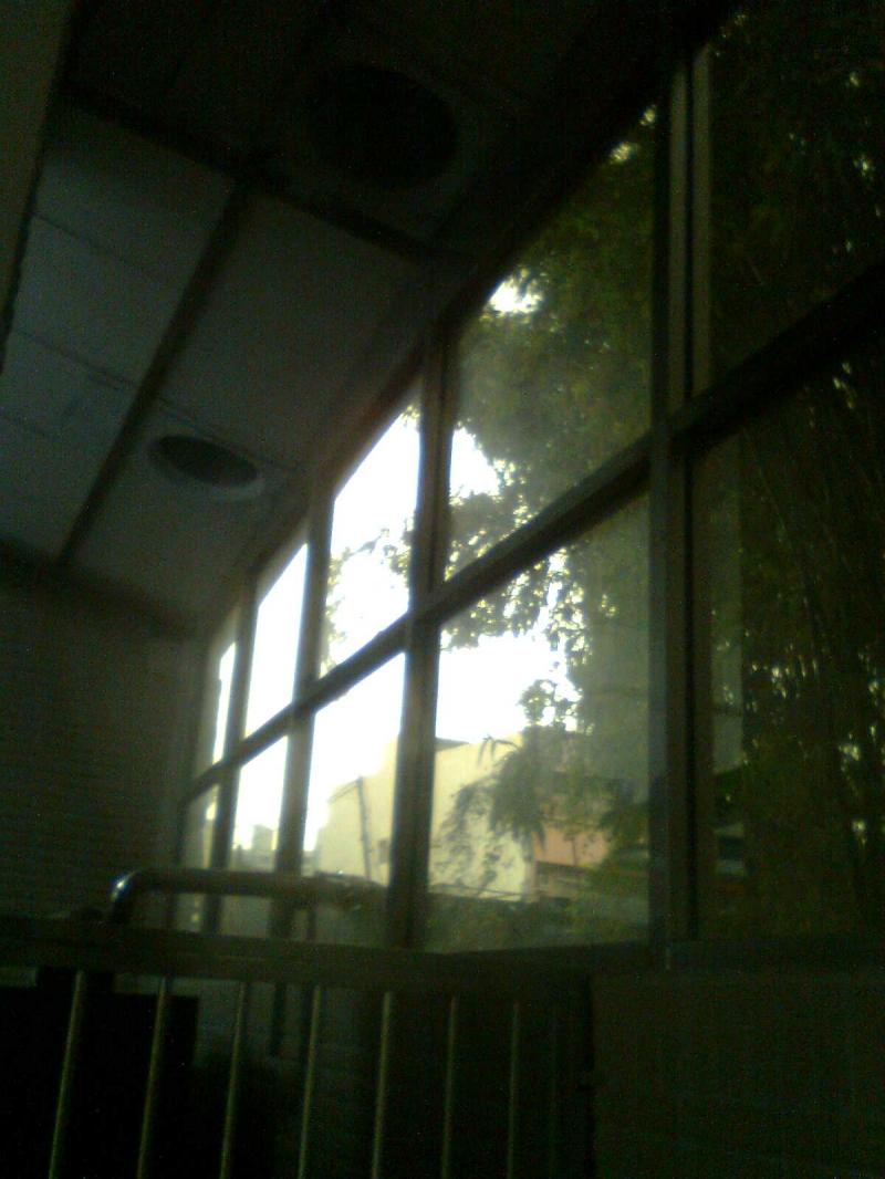 白鐵烤漆落地窗工程