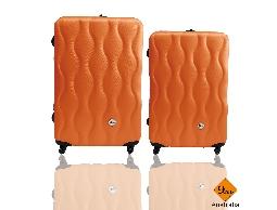 行李箱 旅行箱 Gate9波西米亞系列ABS霧面拉桿箱登機箱28+24吋