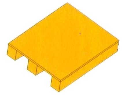 免熱處理棧板