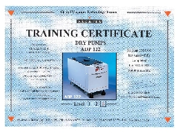 ADS602H 維修技術轉移教學服務