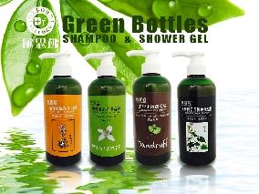 歐思佛綠瓶系列洗沐產品