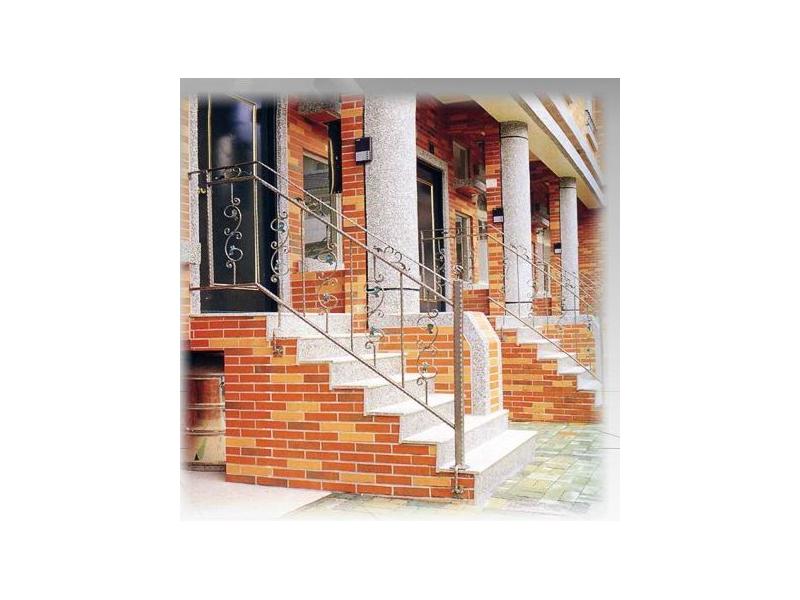 扶手樓梯、鍛造欄杆、鍛造扶手、鍛造窗、鍛鐵工藝實現生活美學