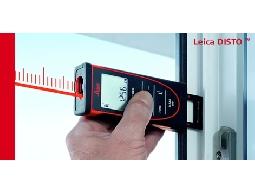 leica disto D2 雷射測距儀、60m 提高的你的專業、提升工作效能