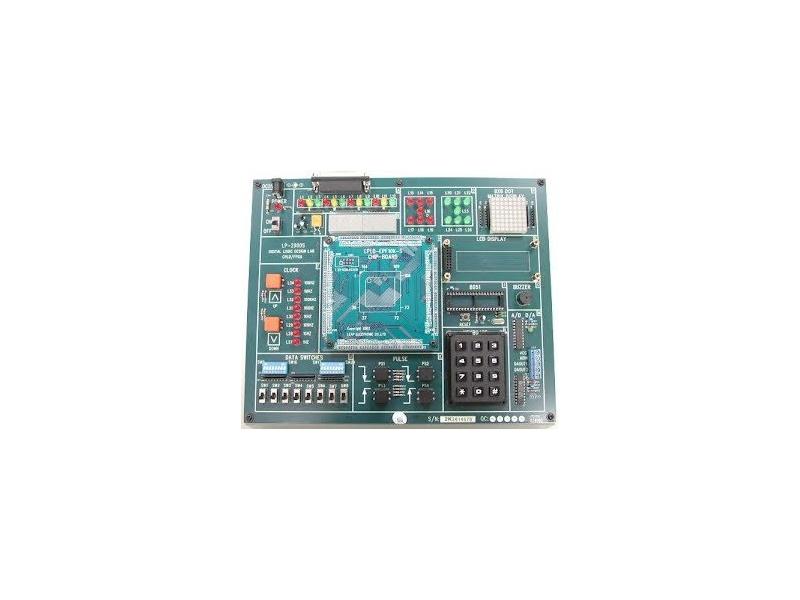 LP-2900S CPLD / FPGA 數位邏輯設計實驗器