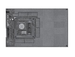FPT-2 CPLD / FPGA 邏輯電路設計萬用板/晶片板