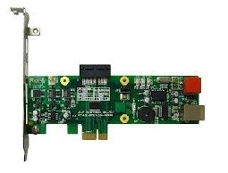 PCFACE-PCIE1 2.0 2.0 PCI-Express x 1 介面保護器