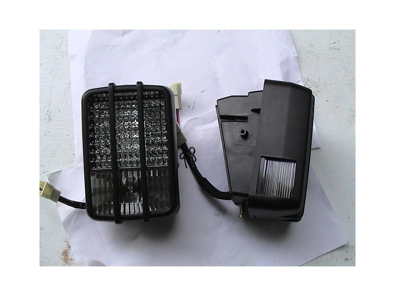 柴油堆高機各種燈具