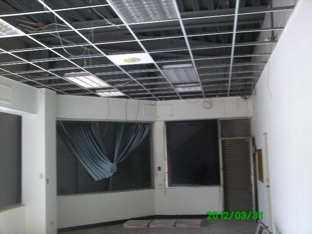 補習班天花板更新工程