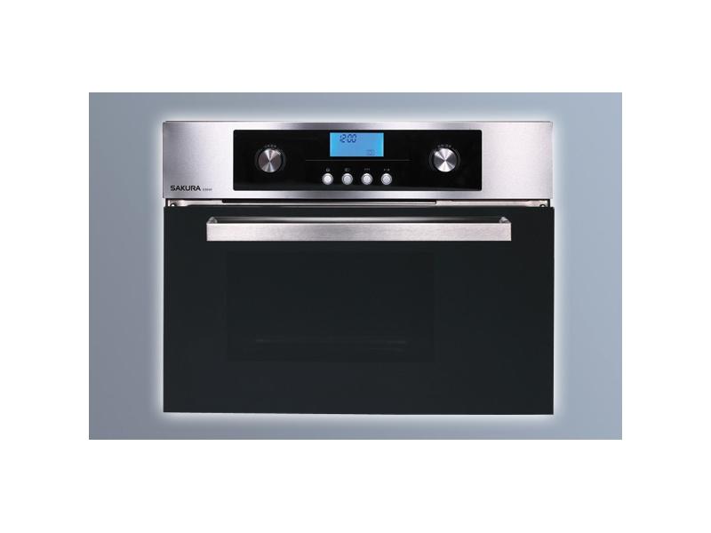 (YOYA)櫻花牌 E8690☆崁入式蒸烤爐蒸烤箱☆保溫解凍安全鎖☆一機兩用☆來電特價優惠