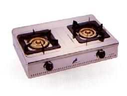 (YOYA)豪山牌SC-2007S正三環不銹鋼雙口瓦斯爐☆來電特價4100元☆098337