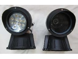 LED 高照度防水投射燈