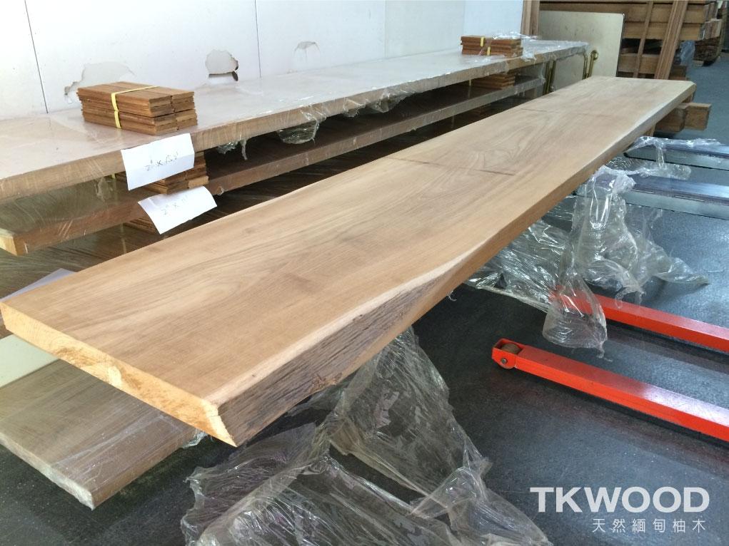 柚木桌板/書桌/餐桌