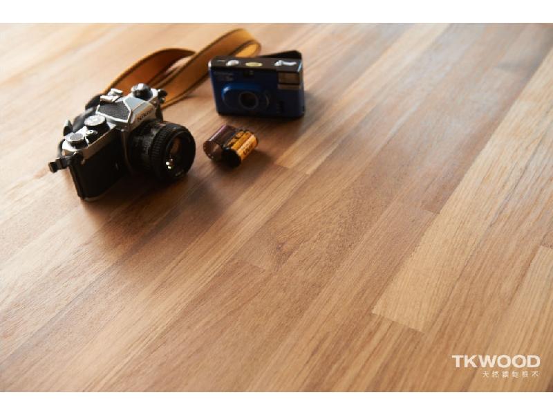 【緬甸柚木-TKWOOD】柚木實木地板✶Teak ✶ - 11 X 50 MM