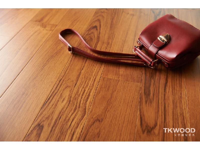 【緬甸柚木-TKWOOD】柚木實木地板✶Teak ✶ - 18 X 140 MM