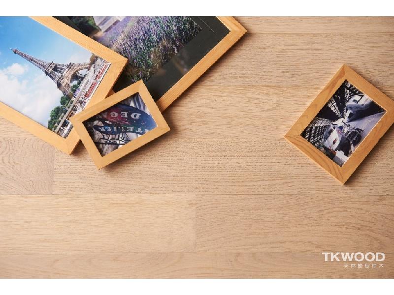 【緬甸柚木-TKWOOD】海島型複合式木地板✶現代時尚✶ - 橡木 15 X 120 MM