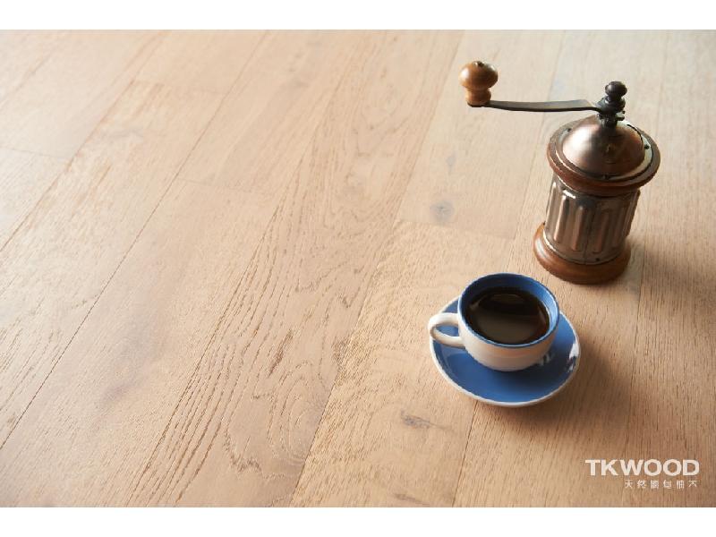 海島型複合式木地板✶古典懷舊✶ - 橡木 15 X 120 MM (橡白)