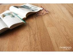 【緬甸柚木-TKWOOD】柚木實木地板✶Teak ✶ - 18 X 73 MM