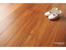 【緬甸柚木-TKWOOD】柚木實木地板✶Teak ✶ - 18 X 95 MM
